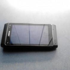 Telefon mobil Nokia N8, Negru, Neblocat - Vand Nokia N8-00