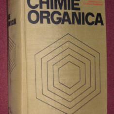 CHIMIE ORGANICA - J.B.HENDRICKSON, DONALD J. CRAM, GEORGE S. HAMMOND - Carte Chimie
