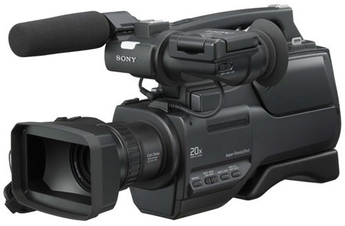 3 x camere video profesionale Sony HVR HD 1000 + baterii extra foto mare