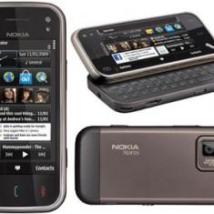 NOKIA N97 MINI - Telefon mobil Nokia N97 Mini, Maro, Neblocat