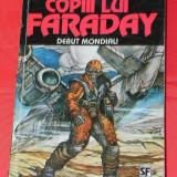 N LEE WOOD - COPIII LUI FARADAY. SF COLECTIA NAUTILUS NR 74 - Carte SF