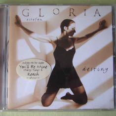 GLORIA ESTEFAN - Destiny - C D Original ca NOU - Muzica Latino