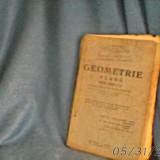 Geometrie plana de.i.i.raianu/1938(prof.c.negruzzi.si.lic.miltar.iasi)266pag - Manual auto