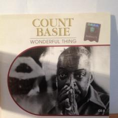 Muzica Jazz Altele, CD - COUNT BASIE - WONDERFUL THING (2002) cd nou/sigilat