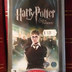 HARRY POTTER AND THE ORDER OF THE PHOENIX - JOC NOU, SIGILAT PENTRU PSP - Jocuri PSP Ea Games, Arcade, 12+