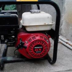 Generator honda 3701 hsb gx 200 - Generator curent, Generatoare uz general