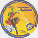 Cartonas de colectie - Suport de pahar / Biscuite ORANGINA