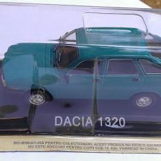Macheta auto, 1:43 - Macheta metal DeAgostini Dacia 1320 Liberta NOUA+revista Masini de Legenda 49