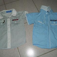 Set de doua camasi pentru baieti, marimea 2 ani, marca Happy Tree
