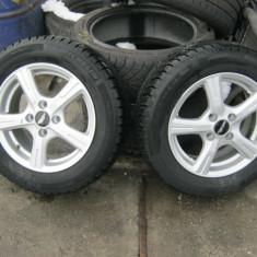 Rezerva Mazda R 14 + Cauciuc iarna Michelin 175/65 r 14 - Janta aliaj, 4, 5, Numar prezoane: 4, PCD: 108