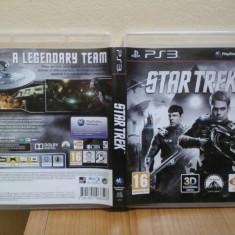 Star Trek (PS3) 3D (ALVio) + sute de alte jocuri ( VAND / SCHIMB ) - Jocuri PS3