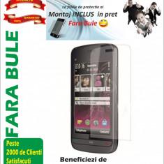 Folie de protectie Nokia C5-03 MONTAJ iNCLUS in Pret