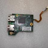 Cablu laptop Compaq, Cabluri USB - 4316. Compaq 6530b Modul USB + Card Reader 486249-001