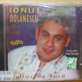 IONUT DOLANESCU - DOR DE TARA  (CD) SIGILAT!!!