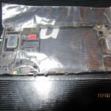 Carcasa carcase Mijloc + Buzzer Boxa + Antena Sony Ericsson W595 Originala