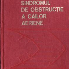 SINDROMUL DE OBSTRUCTIE A CAILOR AERIENE de ST. DUTU - Carte ORL