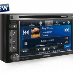 DVD Player Auto 2DIN cu bluetooth Alpine IVE-W535BT