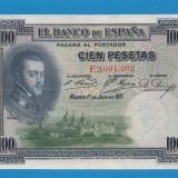 2. Spania 100 pesetas 1925