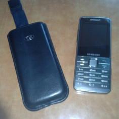 Telefon Samsung, Argintiu, <1GB, Orange, Fara procesor, 2 GB - Samsung s5610