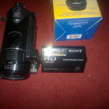 Camera de filmat Sony hdr sr11e Impecabila - Camera Video Sony, Hard Disk, 10-10.9 Mpx, CMOS, 3 - 4