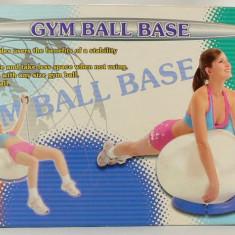 Minge Fitness - Suport pentru mingea de fitness