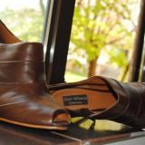 Zara, pantofi piele