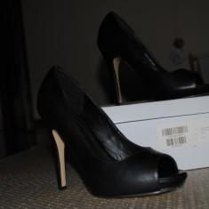 Pantofi Asos - Pantof dama Asos, Marime: 37, Culoare: Negru, Negru