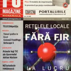 PC Magazine - aprilie 2001 - Revista IT