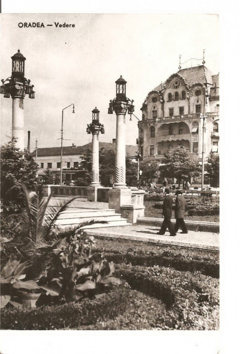 CPI (B2915) ORADEA, COMBINATUL POLIGRAFIC CASA SCANTEII, CIRCULATA, 1968, STAMPILE, TIMBRE, RPR foto mare
