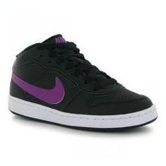 Adidasi Nike dama - Adidasi dama Nike, Marime: 39, Culoare: Negru, Negru