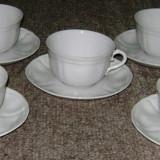 Set / Serviciu - cafea / ceai - portelan Bavaria - Linea