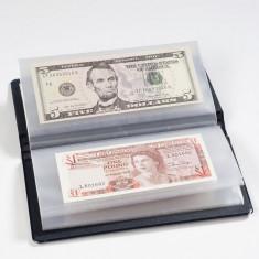Clasoar buzunar pentru banknote avec 20 foi - album clasor