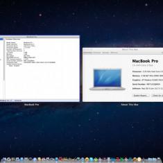 Laptop Macbook Pro Apple, 15 inches, Intel Core 2 Duo, 4 GB, 120 GB - Vand MacBook Pro 2, 2