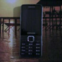 Telefon Samsung, Negru, 32GB, Orange, Fara procesor, Clasic - Vand Samsung S5610