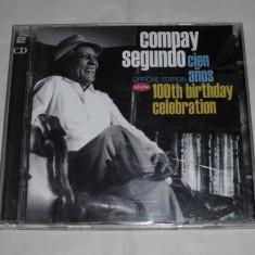 Vand cd COMPAY SEGUNDO-100th birthday celebration - Muzica Latino warner