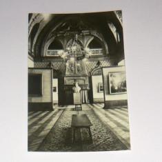 Carte postala - ilustrata - ARTA - IASI - INTERIOR PALATUL CULTURII - circulata - 1968 - 2+1 gratis toate produsele la pret fix - RBK4730 - Carte Postala Moldova dupa 1918, Fotografie