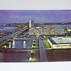 Carte postala - ilustrata - MAMAIA - NOCTURNA - LITORAL - circulata - 1969 - 2+1 gratis toate produsele la pret fix - RBK4753 - Carte Postala Dobrogea dupa 1918, Fotografie