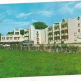 #carte postala(ilustrata)-TARGU NEAMT-Hotel Plaesul