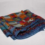 Esarfa multicolora - Esarfa, Sal Dama