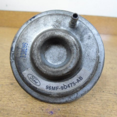 Valva recirculare gaze arse fum EGR ford mondeo mk2 mk1 motor NGA 2.0 - 16v 136 cp - si RKB RKA RKC 1.8 benzinare 16v din dezmembrari an 1996-2000