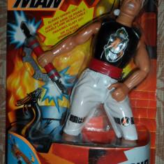 Figurina, papusa Action Man - Super Ninja - 30 cm, model 1998, noua, sigilata in cutia originala - Figurina Desene animate Altele, 4-6 ani, Unisex