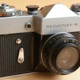 Aparat Zenit B cu M42 Industar 50-2 50mm f 1:3,5  filtru UV - varianta export