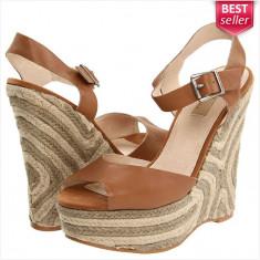 100% AUTENTIC - Sandale MIA LIMITED EDITION Gianna - Sandale dama Tommy Hilfiger, Femei - Sandale Piele Naturala - Sandale Originale MIA