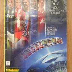 Colectii - ALBUM PANINI - UEFA CHAMPIONS LEAGUE - EDITIA 2010 - 2011