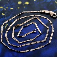 Lantisor placate cu aur - Lantisor filat cu aur 9k cod 299