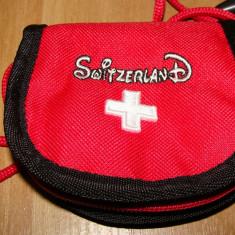 MINI ETUI / PORTOFEL mini borseta - SWITZERLAND - Portofel Dama