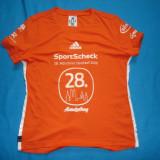 TRICOU DE DAMA ADIDAS ORIGINAL - Tricou dama Adidas, Marime: M, Culoare: Orange, Orange, Maneca scurta
