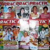 REVISTA PRACTIC IN BUCATARIE. NR. 1 - 11, AN APARITIE 2008