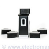 HOME CINEMA 5.1 NEGRU - Sistem Home Cinema