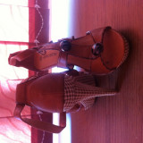 Sandale dama superbe, Marime: 38, Culoare: Din imagine, Din imagine